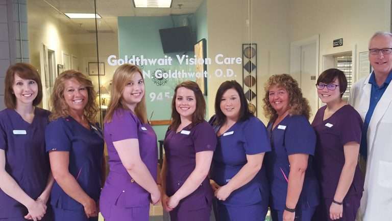 Goldthwait Vision Care Staff